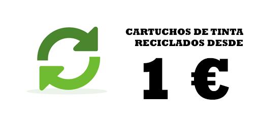 CARTUCHOS DE TINTA RECICLADOS HUELVA PUNTA UMBRIA